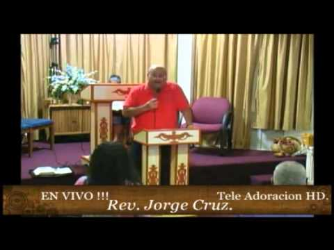 Culto Evangelistico, Concilio Pentecostal Senda Antigua Amip Tampa Bay. 07-26-2015