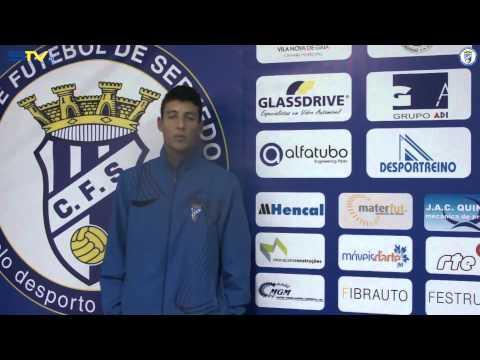 SerzedoTV - Blueflash - Seniores C.F. Serzedo 1 vs 0 Padroense FC (Full HD)