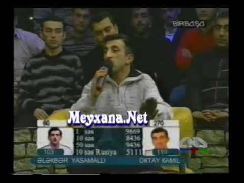 Meyxana _ Oktay Kamil