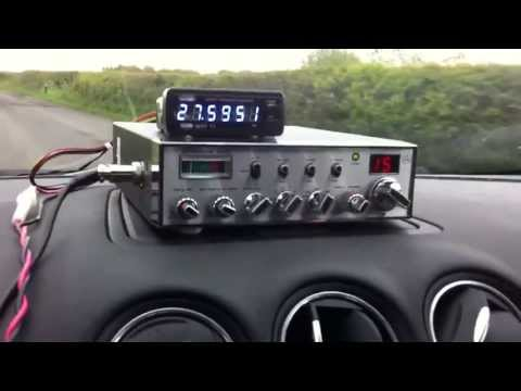 CB Radio: Short Skip To 108 Division (Isle Of Lewis)
