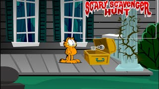 Garfield na casa mal assombrada completo gameplay
