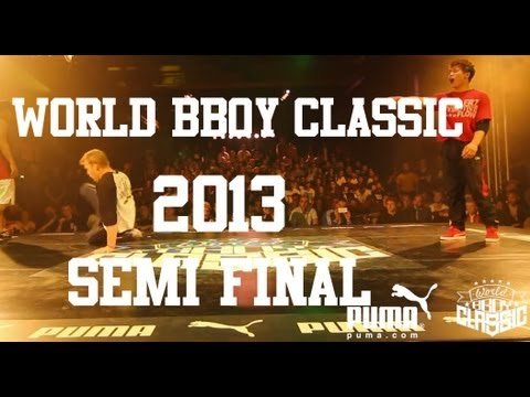 World BBoy Classic 2013 - Semi Final - Niek & Kill vs Moy & Luan