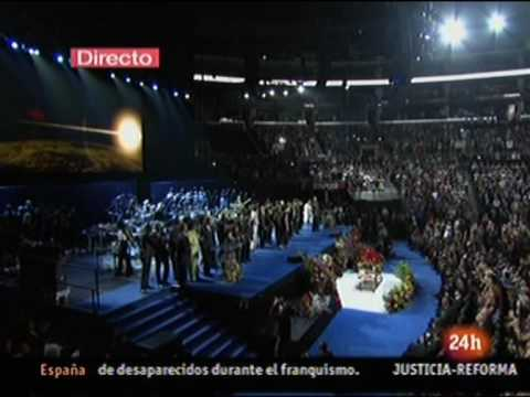 We are the world - Heal the world @ Tribute to Michael Jackson (Staples Center, LA)