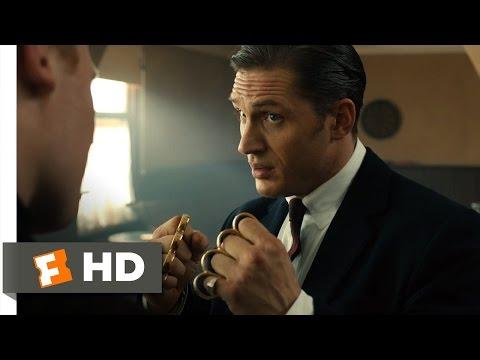 Legend (2015) - Bar Beatdown Scene (1/10) | Movieclips