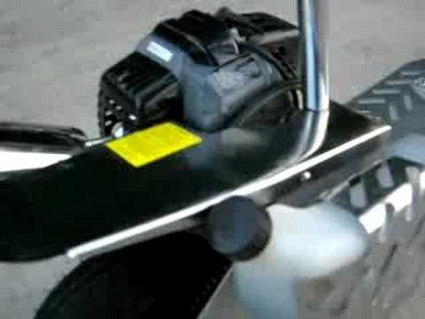 XG-499 50cc Scooter