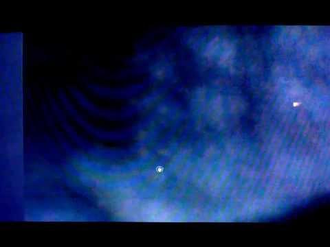 Night Time Plankton Hunting RV Sea Lab
