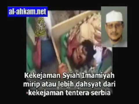 Dato' Harun Taib Membongkar Hakikat Syiah 1