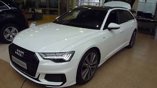 2019 Audi A6 Avant ''S-Line'' Exterior & Interior * see also Playlist