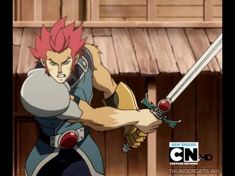Thunder  2012 on Thundercats Roars Back For Second Season   Worldnews Com