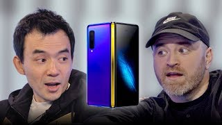 Behold The $2000 Samsung Galaxy Fold