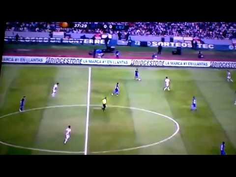 goles de dorlan pabon con monterrey 2014