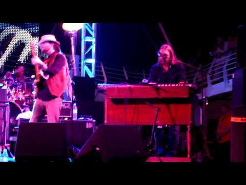 Rock Legends Cruise 2011- Dickey Betts&Great Southern