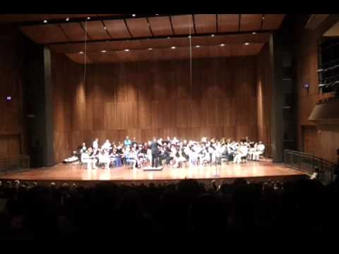 The Lafayette High School Band Spring Concert