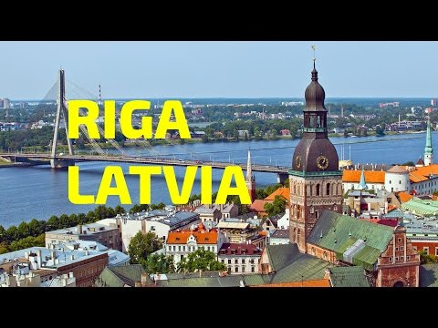 Travel Europe: Riga Latvia
