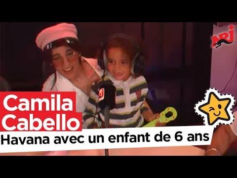 Camila Cabello chante Havana avec un enfant de 6 ans / Best Of - Guillaume Radio sur NRJ