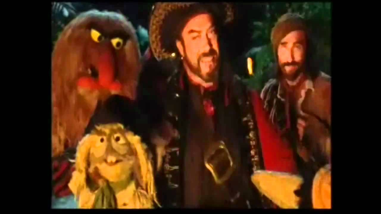 Muppet Treasure Island Shiver My Timbers