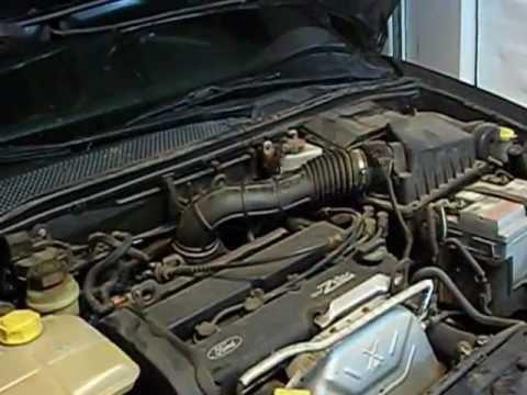 Aire Acondicionado Ford Focus Como Se Carga Gas Youtube