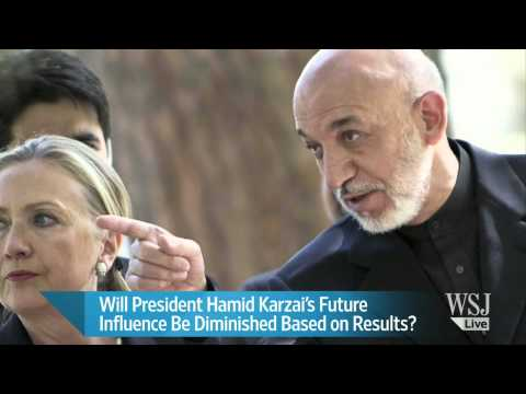 Runoff in Afghan Election to Replace Karzai?