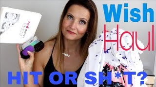 WISH Haul I Hit or Sh*t? I Best ever oder Nie wieder? I by meloflori