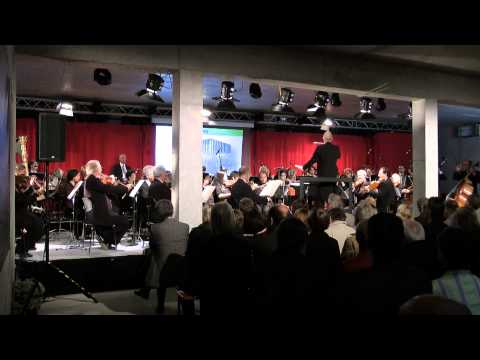 26.07.2011: Richtfest an der Stadthalle Reutlingen