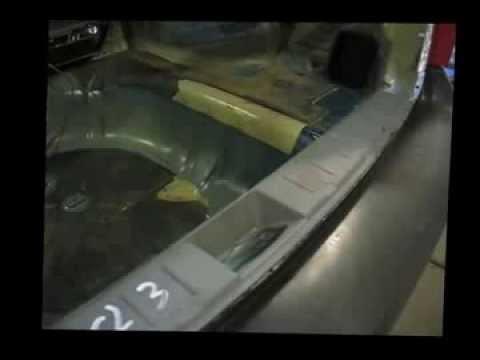 Ремонт шевроле лачетти видео