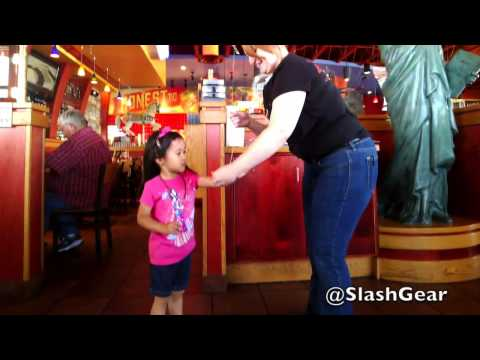 Google Glass: Sample videos hanging out with kids-720p