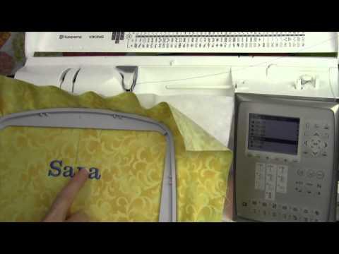 Husqvarna Viking Topaz 30 67 Embroidery Tension