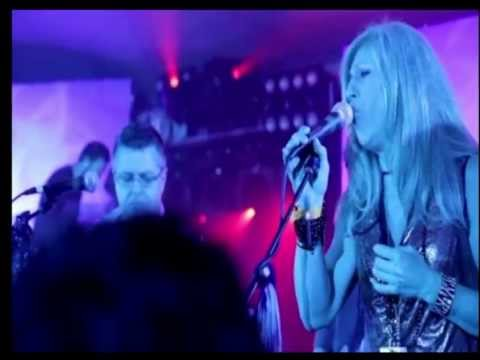 Robin Delorenzo W robert Sarzo Playboy Mansion-i Don't Want To Miss A Thing-steven Tyler Rock Show video