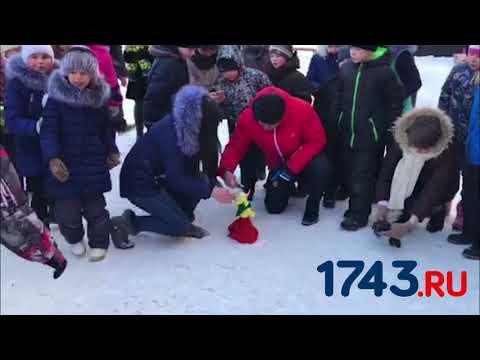 Масленица 2018 в оренбурге