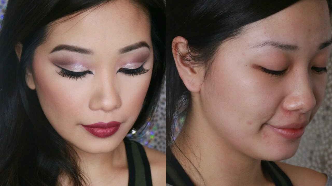 How to do makeup for asian eyes