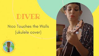 Watch Nico Touches The Walls Diver video