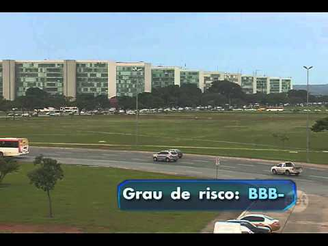 Jornal do SBT (29/07/15) Agência de classificação de risco pode rebaixar nota do Brasil
