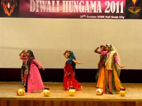 Geoje Diwali 2011: woh Kisna Hai (Childrens dance)