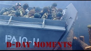 WW2 Action Figure: D-Day Moments