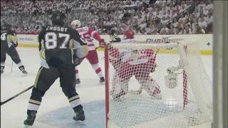 Stanley Cup Finals 2009 Game 3 - Wings @ Pens