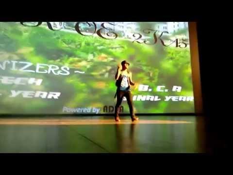 K-mi,Taye and Rovi Performing in Mangalaya convention(Subharti University)