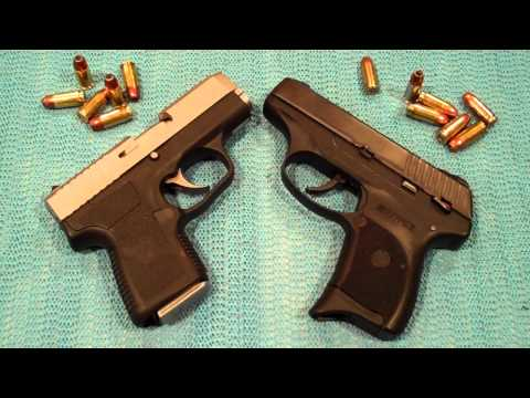Ruger LC9 vs.Kahr CM9 Comparison