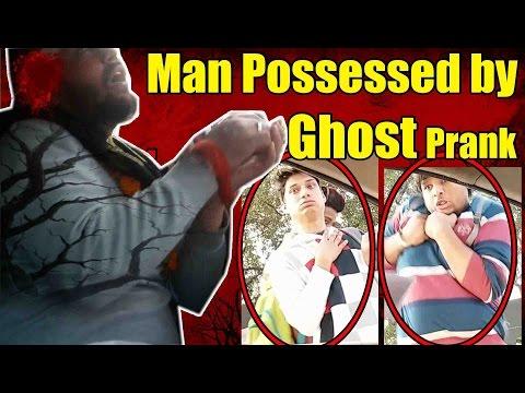 MaN Possessed by Evil sprit Part2 | Drive thru prank | Pranks in India 2016 | Unglibaaz