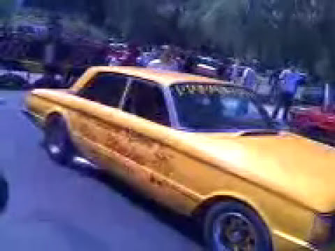 Sapo Turbo y Falcon V8