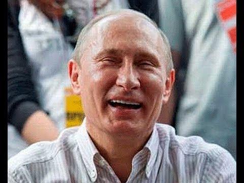 Жириновский опять рассмешил Путина.)))