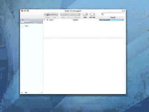 Mac Mail Server Configuration Tutorial