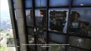 GTA 5 FBI BUILDING MISSION