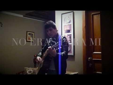 No Eras Para Mí - Carlos Rivera ( Cristian David Cover )