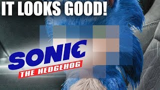 Fans React To Sonic The Hedgehog Redesign