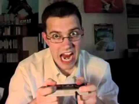 The Angry Video Game Nerd - Original ass, Fuck Quote From Top Gun video