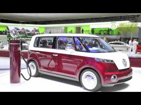 New VW Bus - Concept Bulli