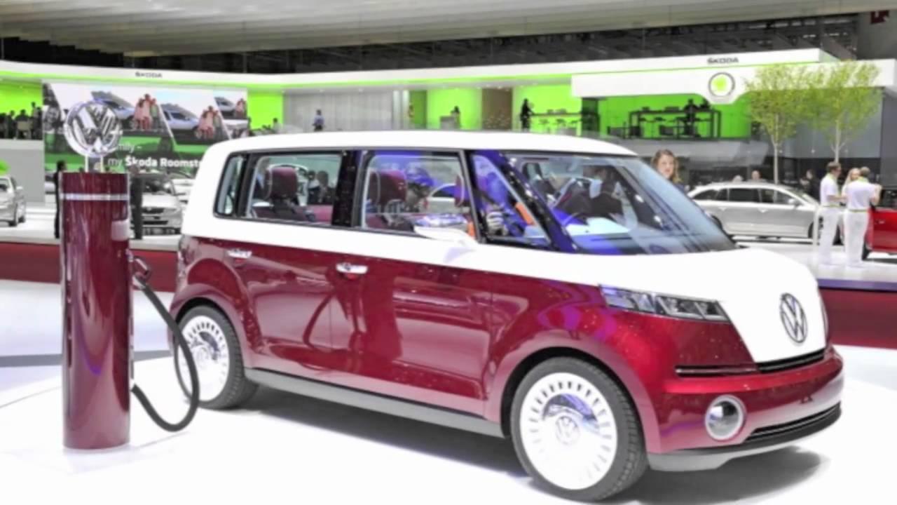 New VW Bus - Concept Bulli - YouTube