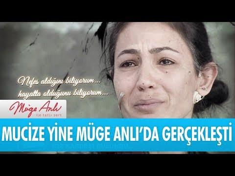 Mucize yine Müge Anlı'da gerçekleşti - Müge Anlı İle Tatlı Sert 8 Aralık 2017
