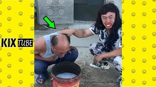 Watch keep laugh EP324 ● The funny moments 2018
