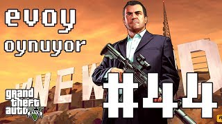EVOY Grand Theft Auto 5 (GTA V) Oynuyor/ #44 North Yankton
